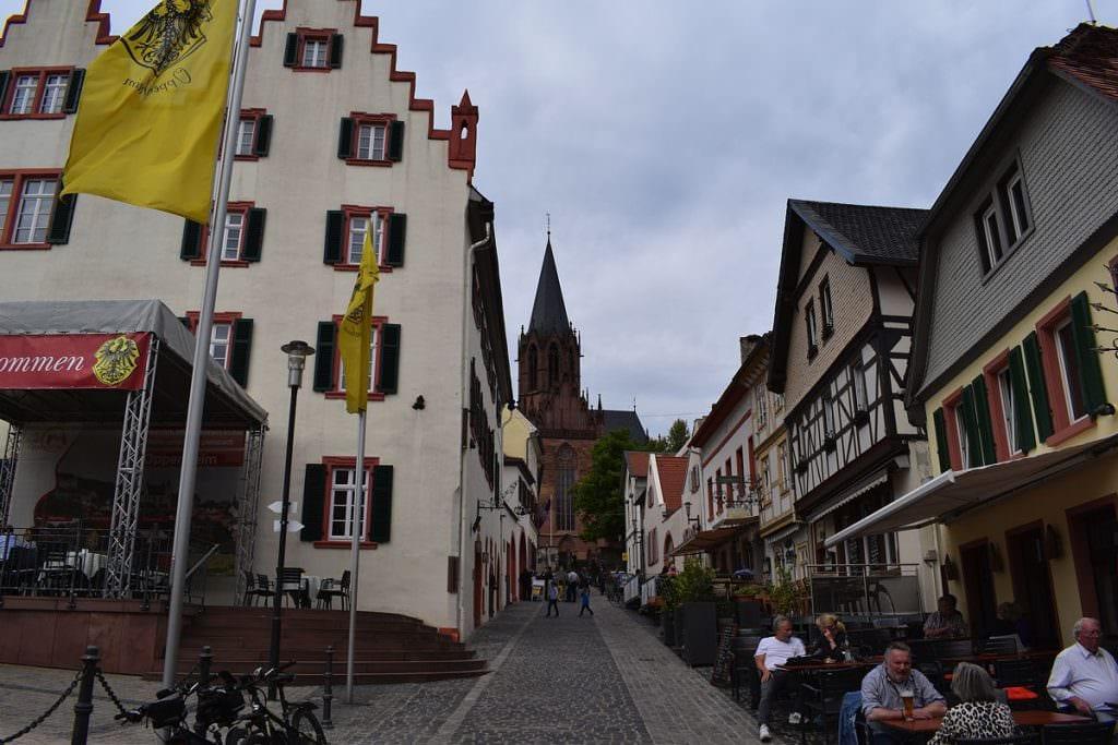 Oppenheim-Skandal: Weinlager im Rathaus